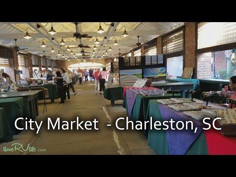 City Market | Charleston SC