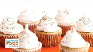 Cappuccino-chocolate Cupcakes - Everyday Food With Sarah Carey