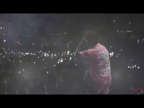 Post Malone - Congratulations - Huge Crowd - Rolling loud LA [2018]