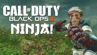 Black Ops 3 - NINJA MONTAGE! #9 (Funny Moments, Ninja Defuses, & Trolling)