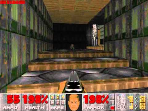 Ultimate Doom: Part 1, thats one old game  