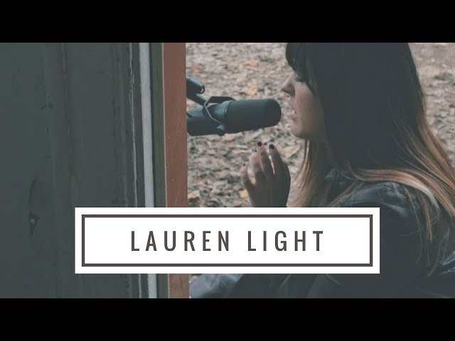 Lauren Light One Mic One Take Promo