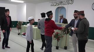 News - 15th Waqfe Nau Ijtema 2018 [URDU] - MTA International Sweden Studios