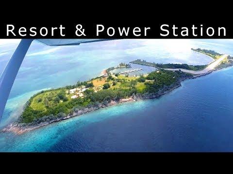 Finally Exploring The Abandoned Resort Island - Walker's Cay Generators STILL Running!!