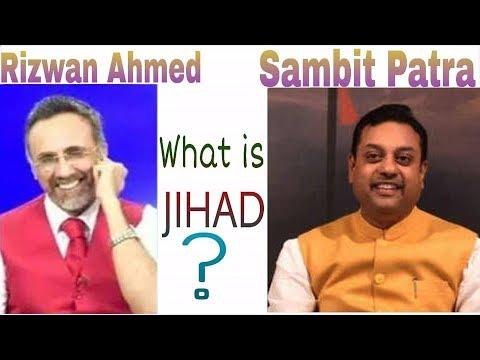 Sambit Patra and Rizwan Ahmed on ISLAM