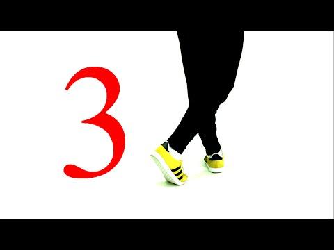 Уроки лезгинки от Аскера (NEW) - Часть 3 / подбивка и маленький танец