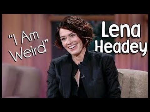 EVERY Lena Headey with Craig Ferguson!