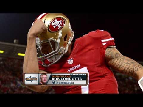 Seattle Times Seahawks Reporter Bob Condotta will Kaepernick get backup job