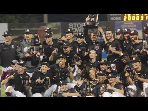 Swarthmore College Baseball - 2018 New York Region Champions