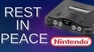 The Nintendo 64 Classic Is NOT Happening (Confirmed). Let