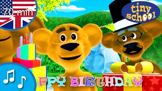 Happy birthday to you! The happy birthday song for a fan on her 2nd birthday! Congratulations!