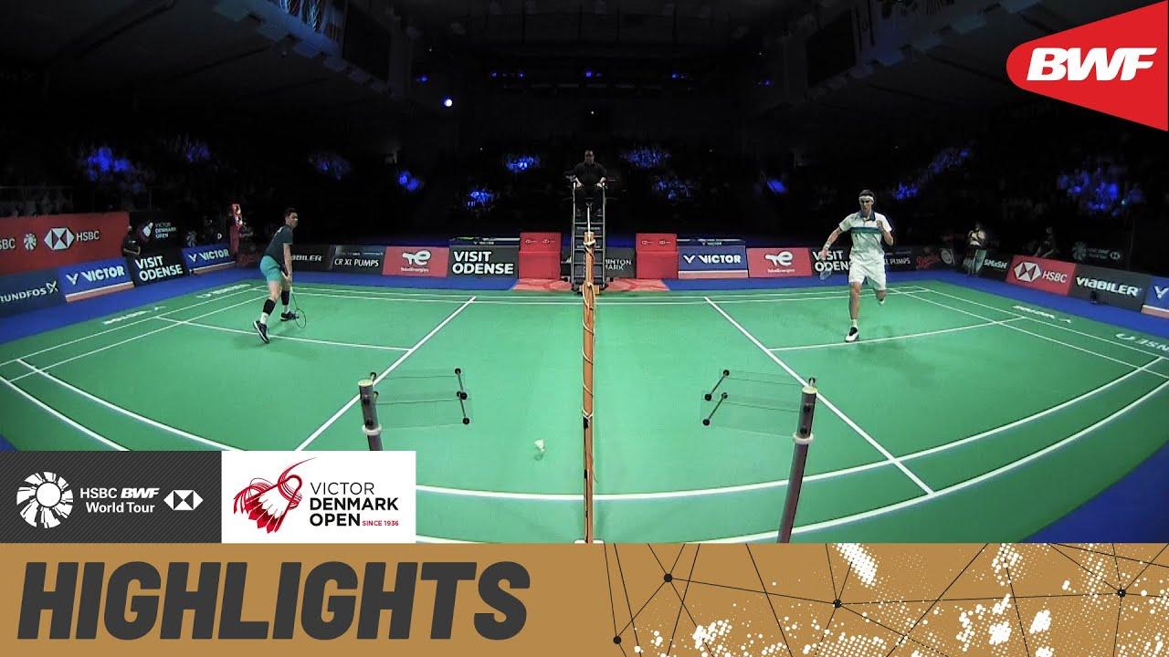 Download VICTOR Denmark Open 2021 quarterfinals sees Lee Zii Jia take on Viktor Axelsen