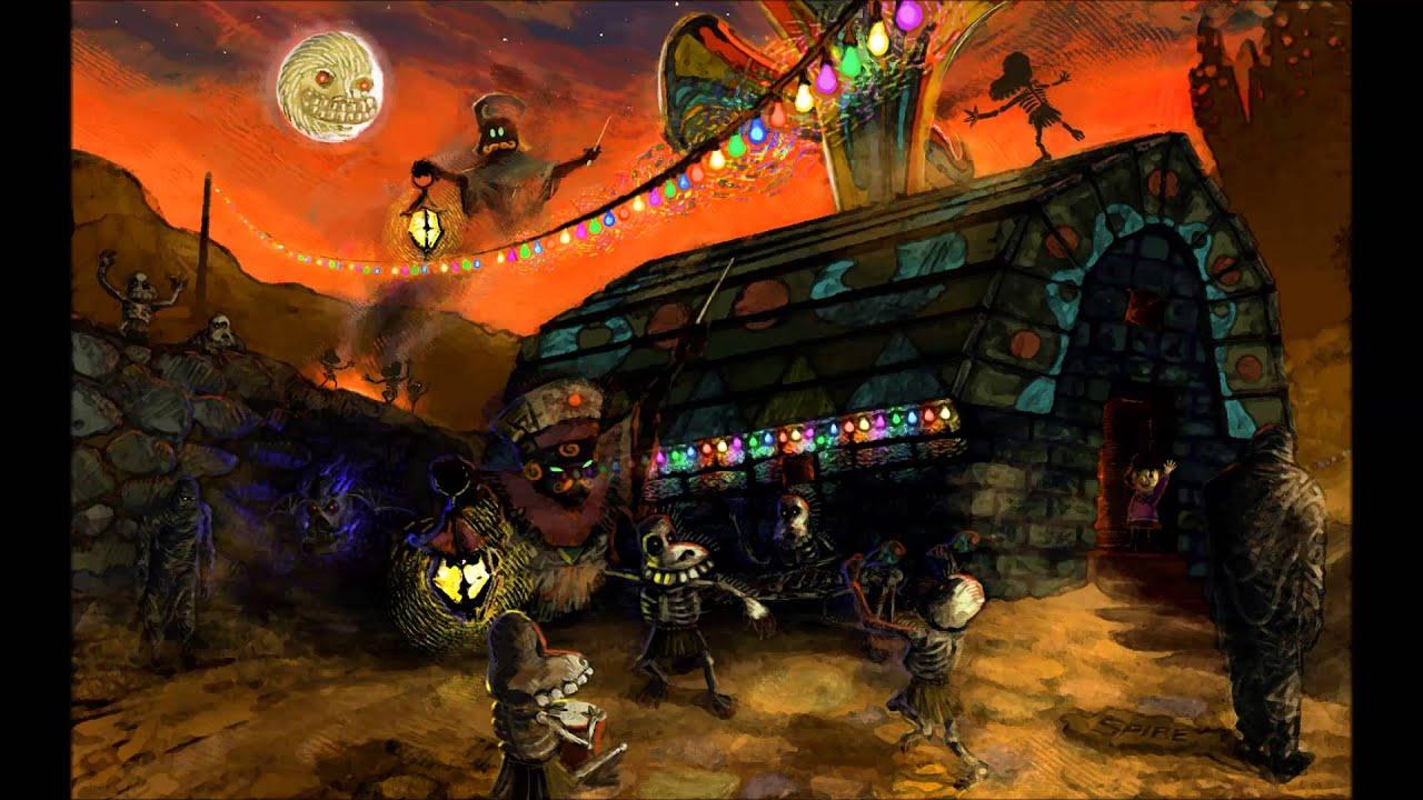 Zelda Hd Wallpaper Majora S Mask Remix The Haunting Of Ikana Canyon Youtube