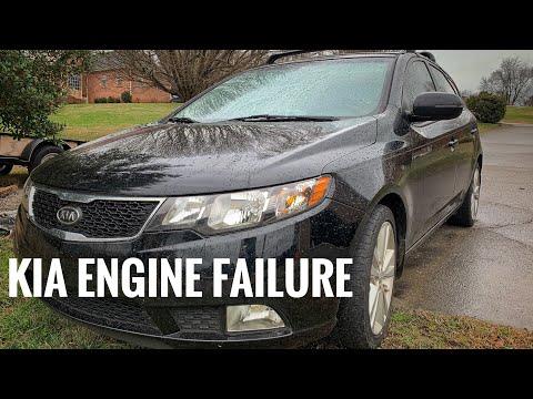 My Kia Forte Engine Blew Up...