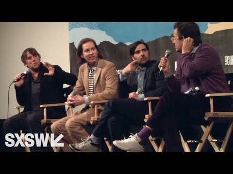 The Grand Budapest Hotel   Q&A with Wes Anderson Full Session  Film 2014  SXSW