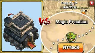 Townhall 9 VS Magic Practice - Conquer the Goblins #EP5 - Clash Of Clans