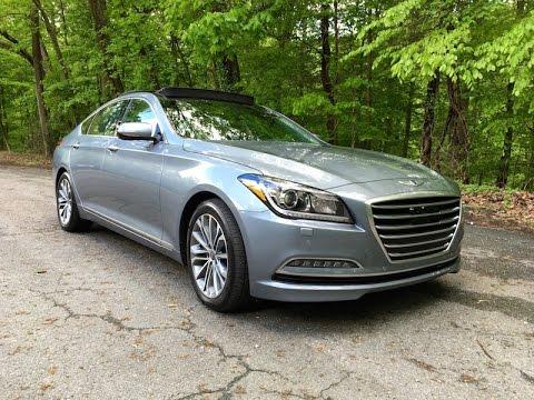 2016 Hyundai Genesis 3.8 HTRAC Redline Review