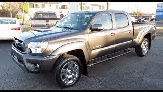 Toyota Tacoma 2012 Videos