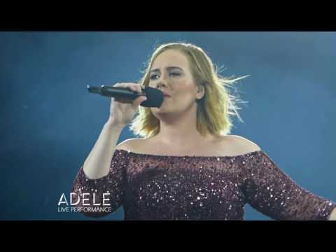 Adele - Hello (Live At The Gabba Brisbane, AU)