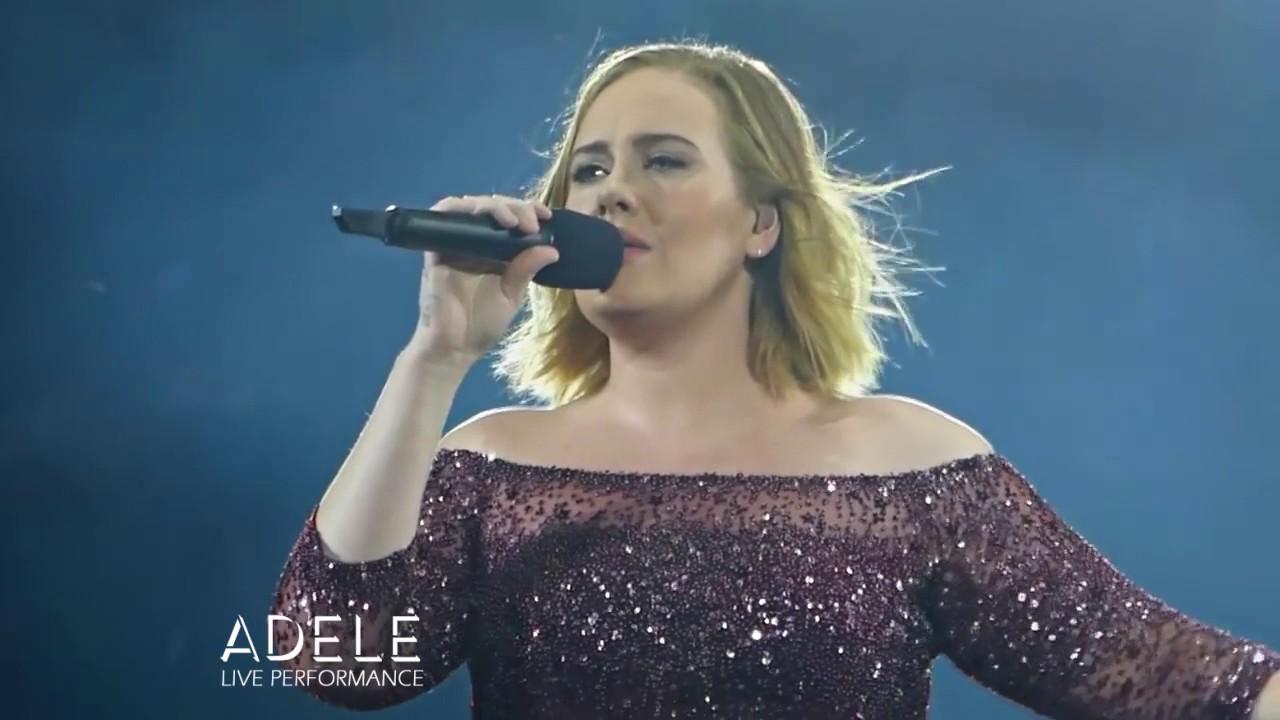 Download Adele - Hello (Live at The Gabba Brisbane, AU)