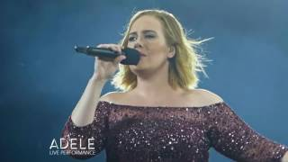 Adele - Hello (Live at The Gabba Brisbane, AU)