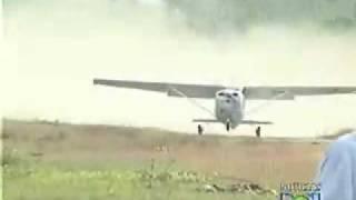 Cessna 172 Crash In Colombia