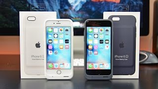 Apple iPhone 6s Smart Battery Case: Review