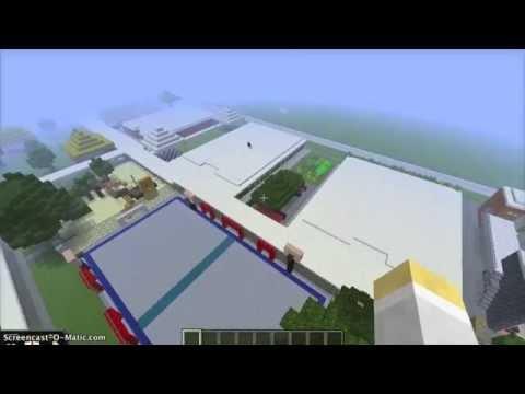 Minecraft Luanda International School
