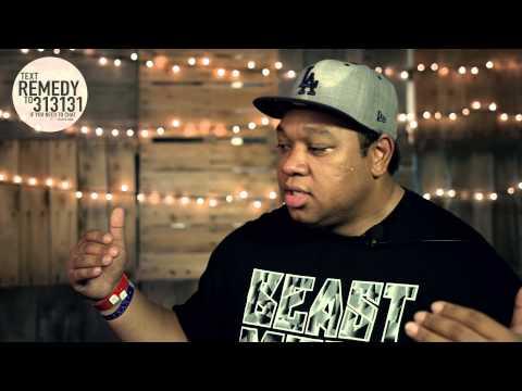 Rapper Tedashii Shares His Story