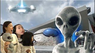 진짜 외계인을 만나다! 외계인은 있을까 없을까? 외계인 UFO의 비밀을 밝혀라! we meet alien UFO l 밀양아리랑우주천문대 l 어린이과학관 천문대