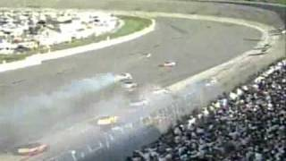 Best of the Worst Nascar Crashes! Old School Racing!