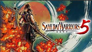 تجربة لعبة | samurai warriors 5