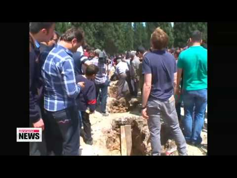 Sorrow and outrage over mine disaster sweeps Turkey