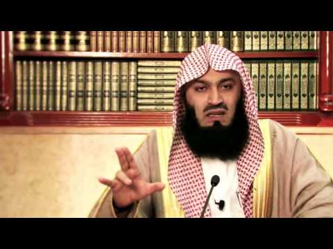 Lessons from the Lives of the Prophets - Mufti Menk [HD]