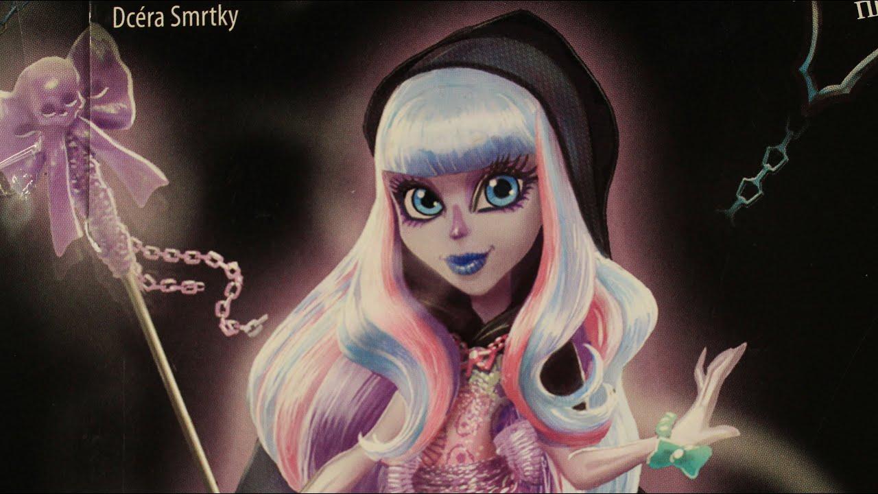 Смотреть мультик монстер хай призрачно онлайн