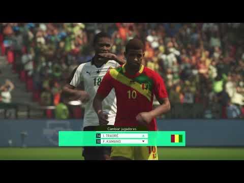 Ghana vs Guinea,
