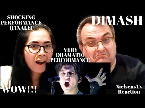 🇩🇰DANISH REACTS TO DIMASH | OGNI PIETRA OLIMPICO | THE PERFORMANCE HAS SHOCKING FINALE | [FANCAM]