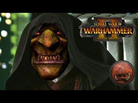Greenskins vs Tomb Kings| LET THE WAAAGH! FLOW - Total War Warhammer 2