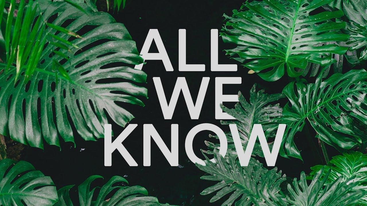 Leonail & Svniivan  - All We Know (Lyrics Video) (Magic Free Release)