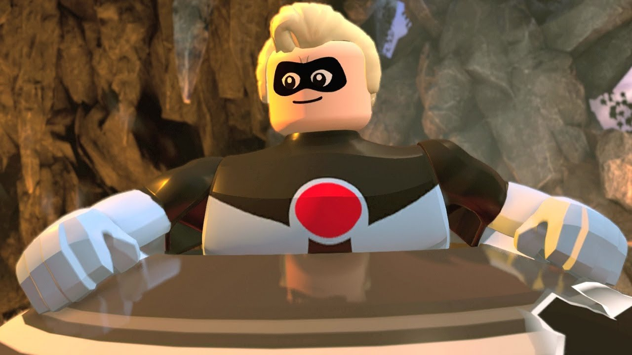 LEGO The Incredibles Part 9 - Nomanisan Island
