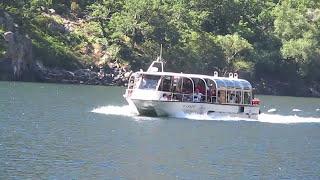 El Cañón del Sil es una garganta excavada por el río Sil, en Galici...