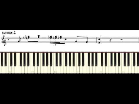 Must Have Piano Licks - Lick 1