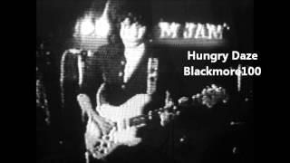 Hungry Daze (Deep Purple) - Blackmore100