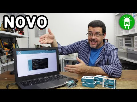 🔴 Novo Programa Do Arduino! O IDE Pro. Conheça Mesmo Antes Do Lançamento!