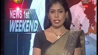 News 1st Prime time 8PM Shakthi TV 11th January 2015