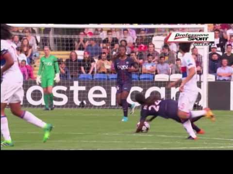 UEFA Women's Champions League final: Lione-PSG 7-6 dcr