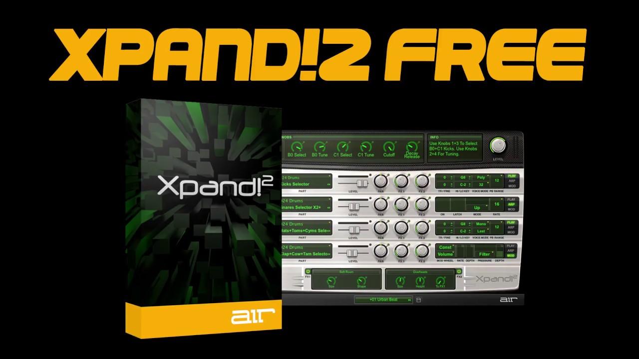 Xpand!2 VST - Free Download