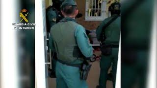 Detenidos los 31 integrantes de una red dedicada al tráfico de drogas