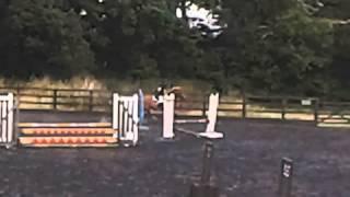 Debbie Turner and Sirah at Moreton Equestrian