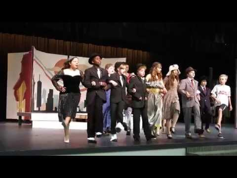 Middle School Musical Bugsy Malone, Jr.